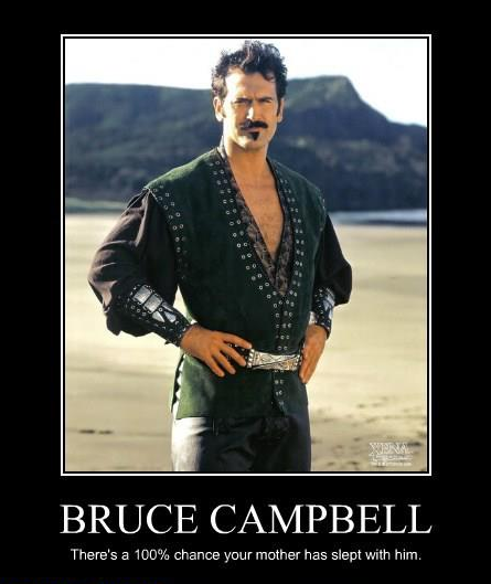 bruce campbell happy birthday