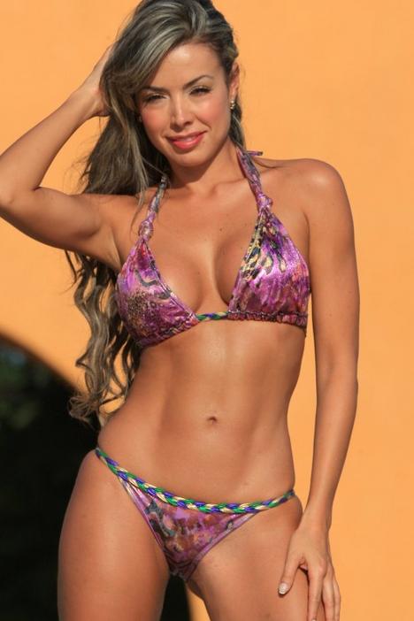 mardi gras bikini