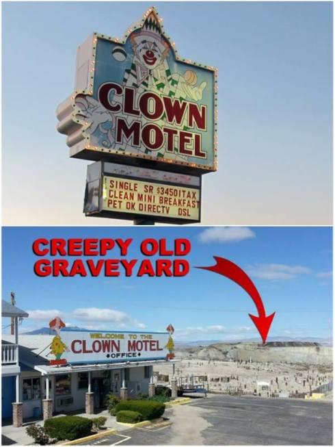 clown motel lol
