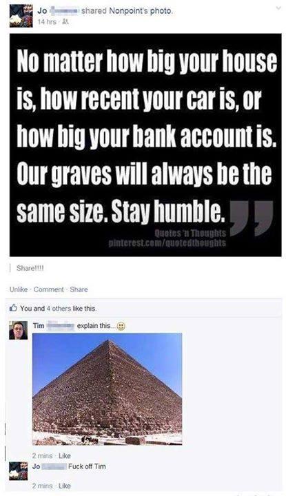 humble grave lol