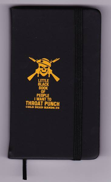 throat punch book lol