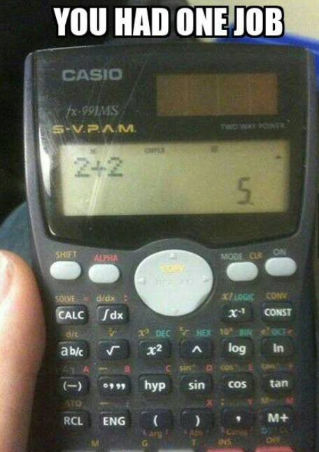 calculator lol