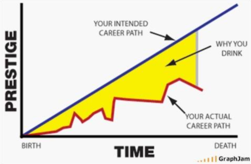 career graph lol