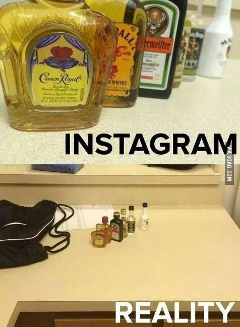 instagram reality lol