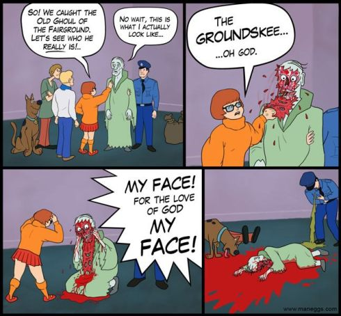 scooby lol