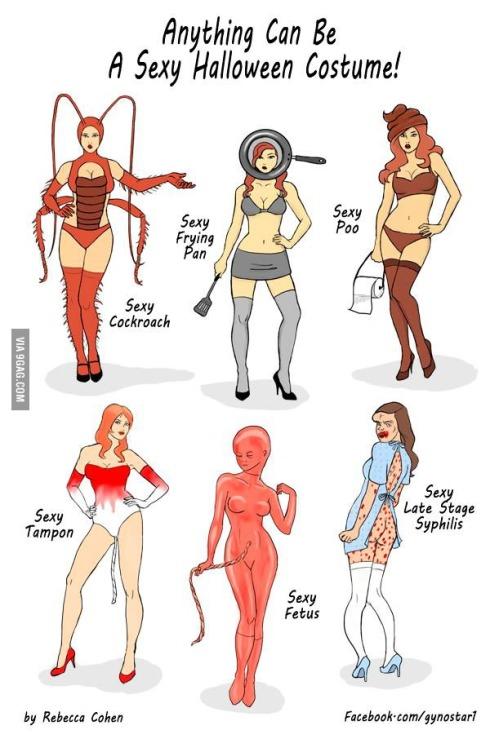 sexy costumes lol