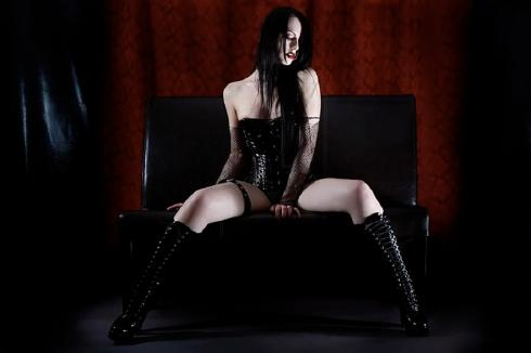 sexy goth 1
