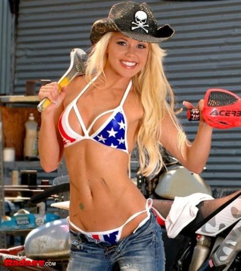 patriotic-girl-sexy