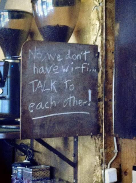 wifi talk lol