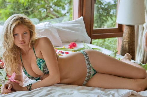 kate upton bed