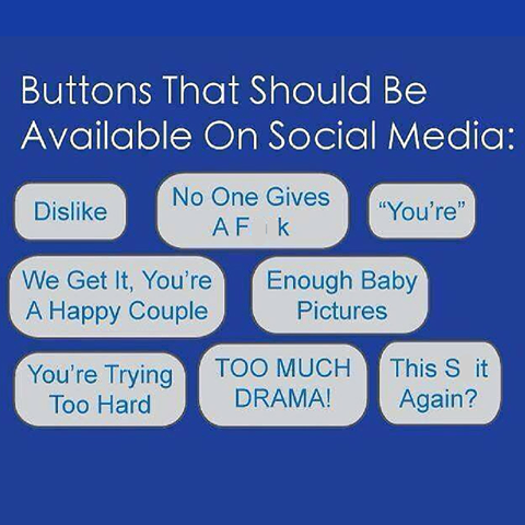 FB buttons lol