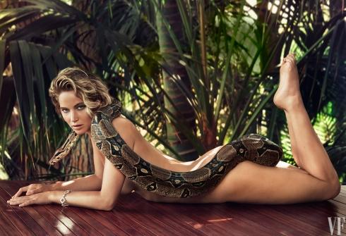 jennifer lawrence python
